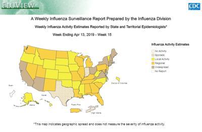Map Of Southwest Georgia.Southwest Georgia Flu Death Shows Disease Is Still Active News