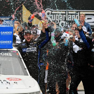 NASCAR: Sugarlands Shine 250