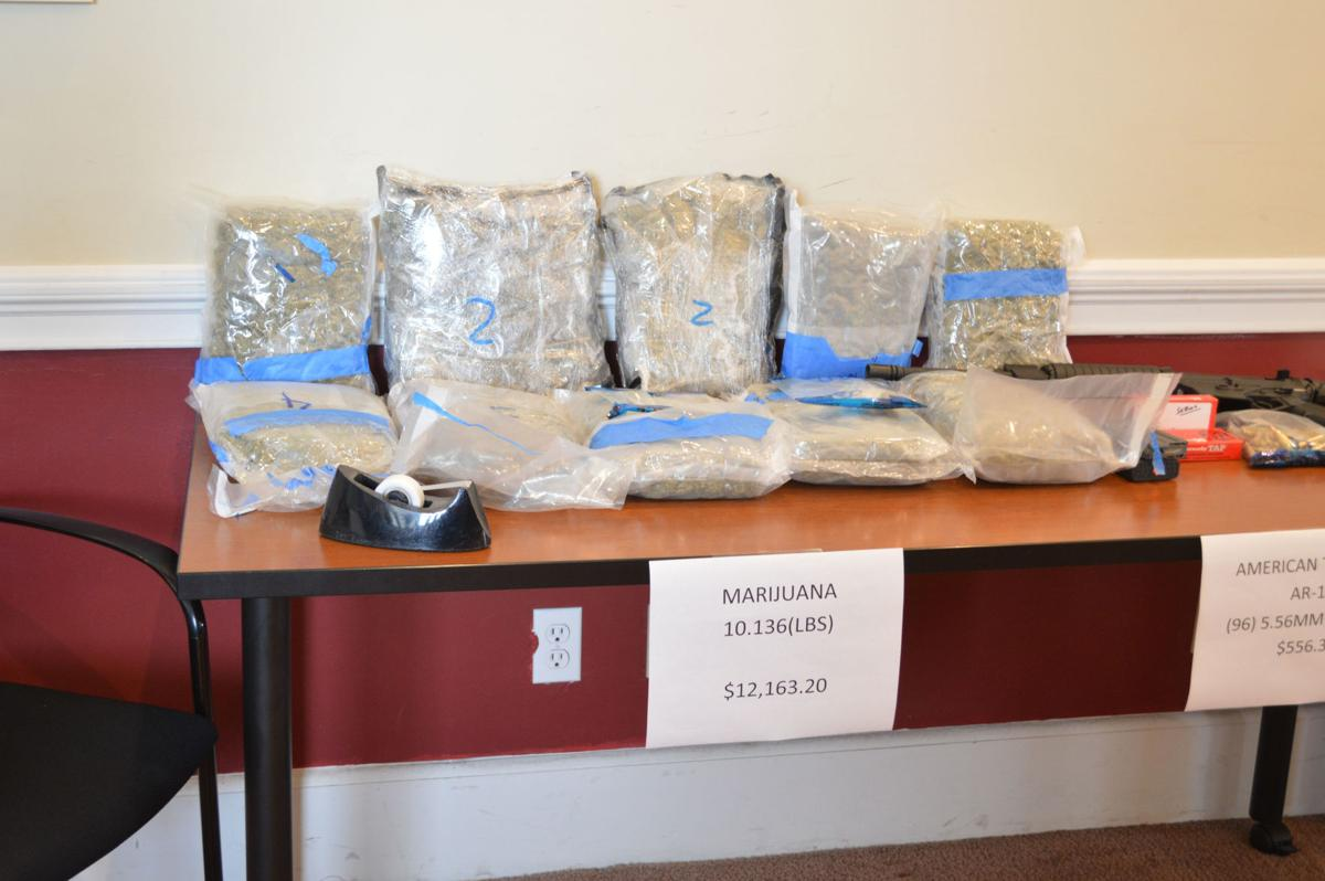 Four arrested in Albany drug busts   Local News   albanyherald com