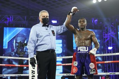 Albany boxer Haven Brady Jr. will make state debut as professional on Saturday