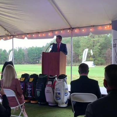 VIDEO: Georgia Governor Brian Kemp makes announcement in Covington
