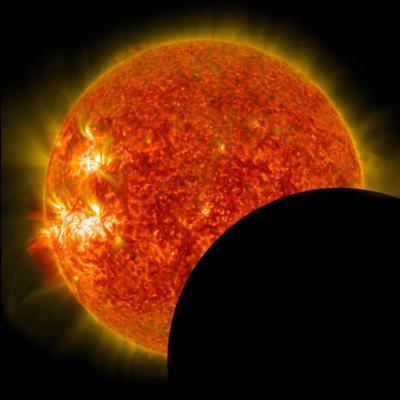 NASA: Be safe when viewing solar eclipse