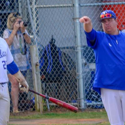 Terrell Academy baseball