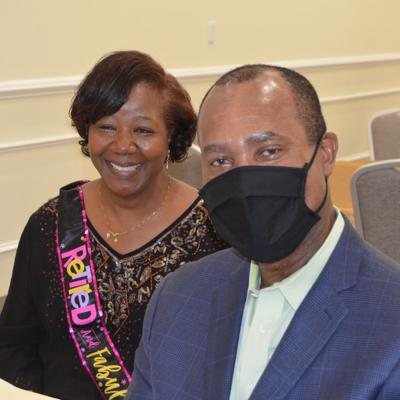 Dougherty County Library System bids farewell to retiring Pauline Abidde