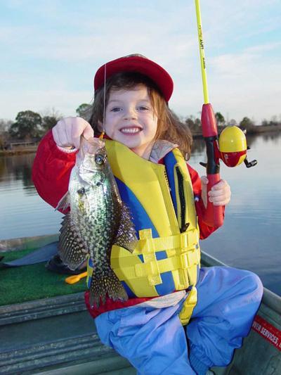 Georgia Fishing Offers Family Fun Features Albanyherald Com