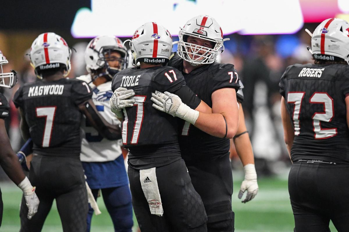 After winning state title, Lee County plays one more game