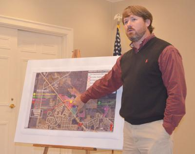 Focus Lee County >> Road Projects A Major Focus For Lee County Local Albanyherald Com