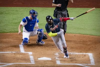 MLB: NLCS-Atlanta Braves at Los Angeles Dodgers