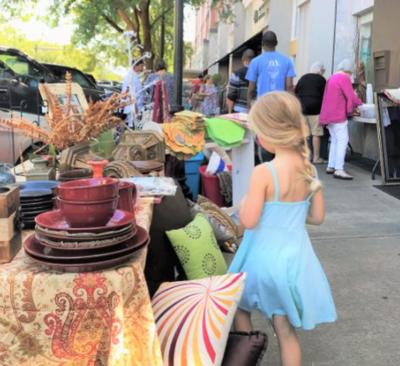 Downtown Thomasville Sidewalk Sale to be held Saturday