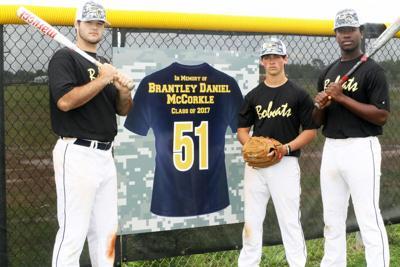 Early County baseball team remembers teammate Brantley McCorkle