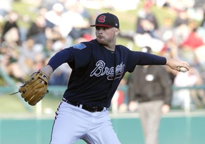 Sean Newcomb earns spot on Braves' starting rotation