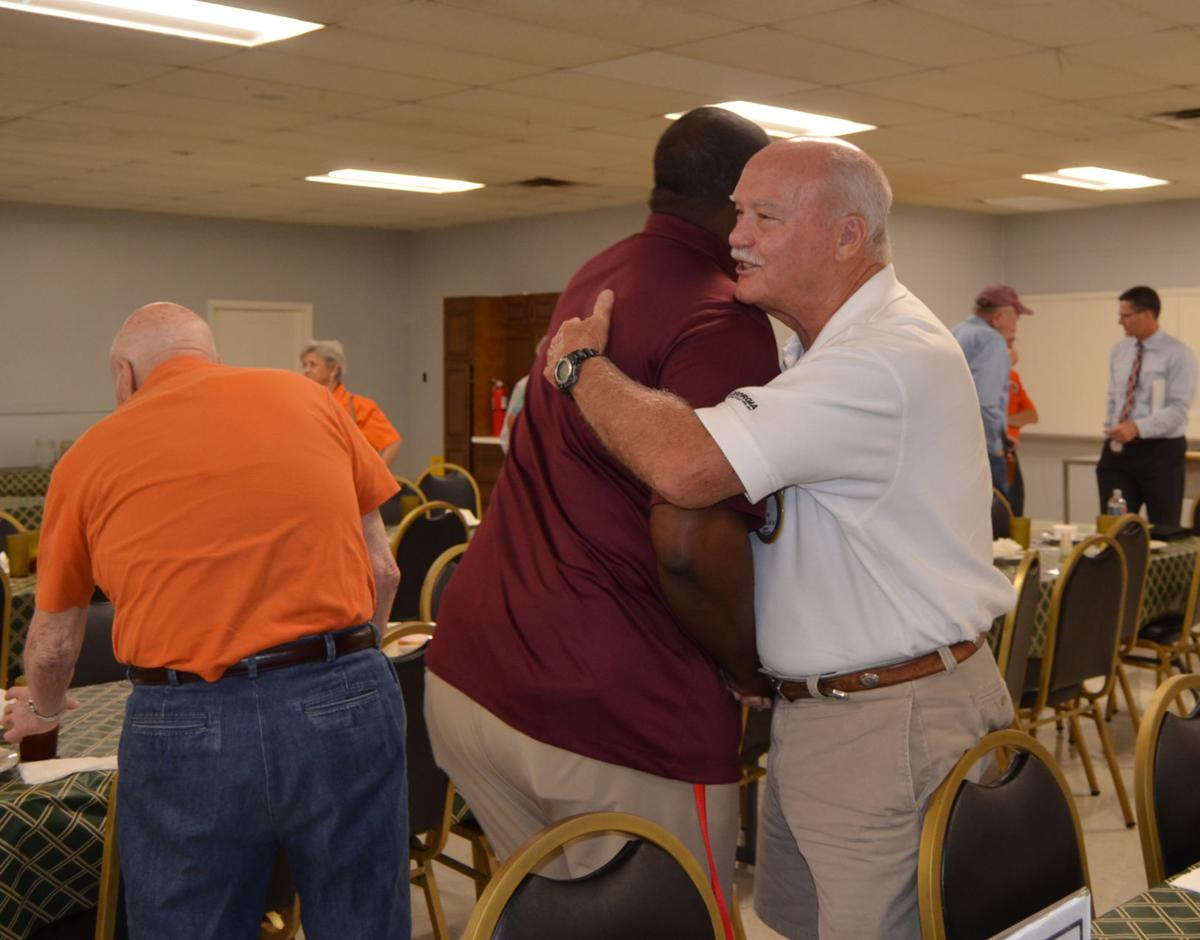 Area football coaches discuss prospects at Exchange Club
