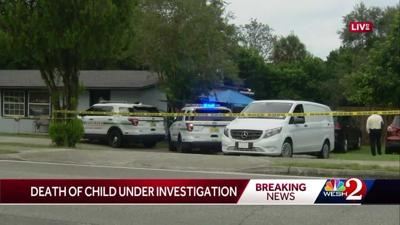 Baby found dead after being left in vehicle, deputies say