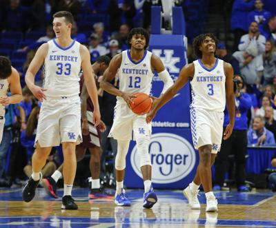 NCAA Basketball: Eastern Kentucky at Kentucky