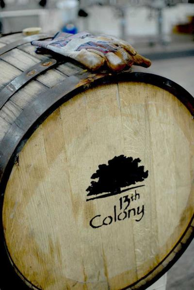Farm-to-table dinner has unique setting at distillery