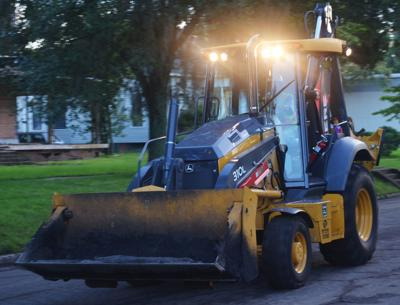City resurfacing project reaches the halfway point