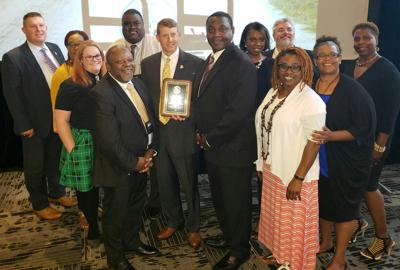 Georgia Department of Corrections receives award for