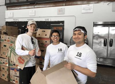 Service opportunities transform student experience