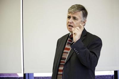 Chancellor Randy Pembrook