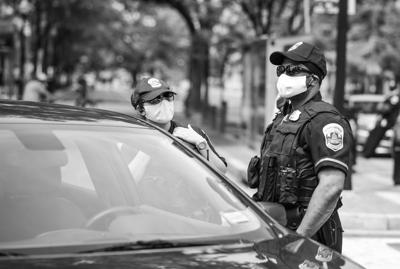 Black Lives Matter Saturday June 6 2020 Washington DC