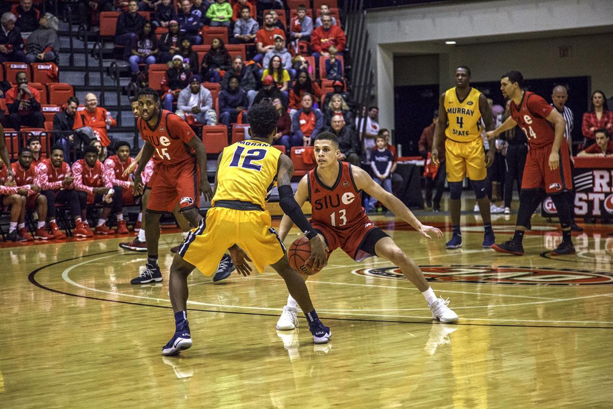 Men's basketball: Cougars vs. Murray State University, Feb. 10