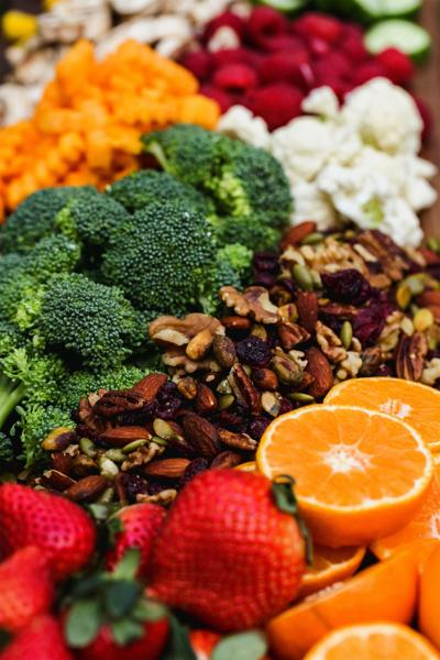 Experts say a healthy relationship with food is the heart of wellness