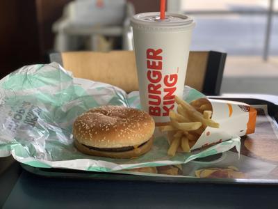 METRO EAST EATS: Substitute burgers