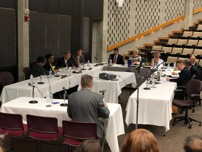 Brief: Board of Trustees vote to oppose SIU system split, take no position on IBHE funding study