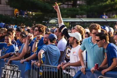 St. Louis Blues watch parties