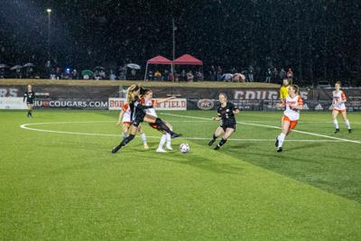 Women's soccer remains undefeated after beating UT Martin