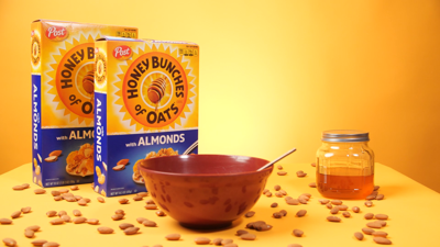 Honey Bunches of Oats Commercial