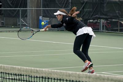 Weekend brings tennis tough competition