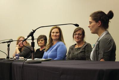 State legislators visit campus for Title IX panel