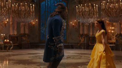 BLOG: Fantasy into Reality: Beauty and the Beast come to life