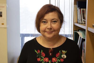 Spanish professor wins Ukrainian award