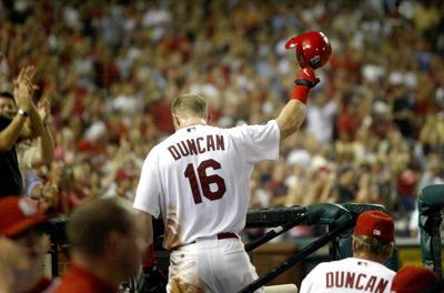 Former Cardinals player Chris Duncan dies at 38
