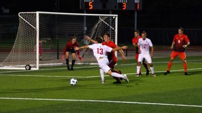 Men's soccer takes 1-0 win against Princeton