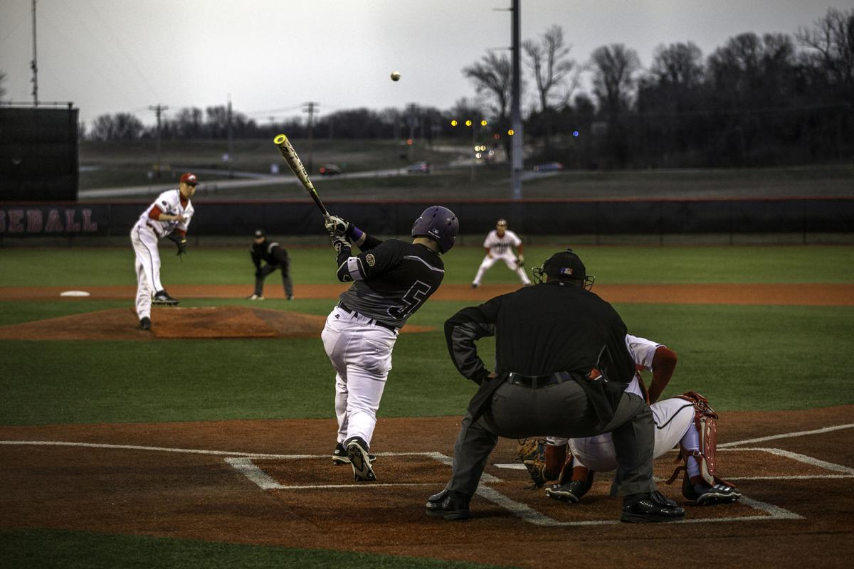 Cougars lose three in home-opener series