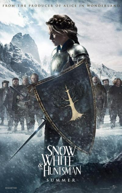 Snow White & The Huntsman, in theaters June 1.