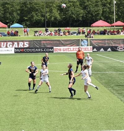 BRIEF: High temps don't stop women's soccer from winning the home opener