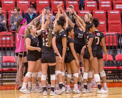 BRIEF: Volleyball bows out of OVC championship in first round