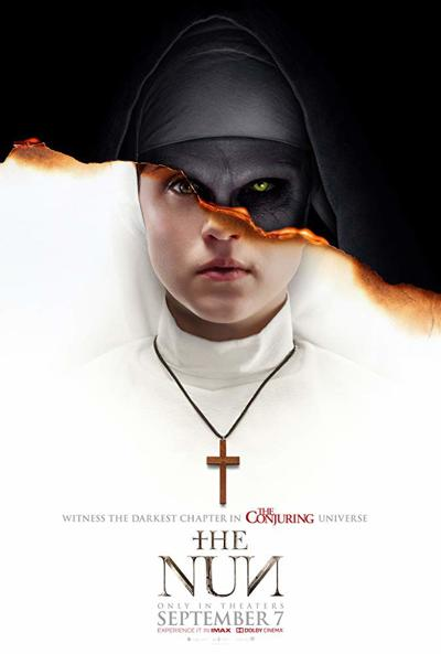 'The Nun' is far from a blessing