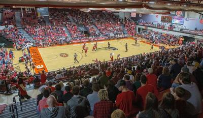 Student view: commuter school, promotions lead to lower game attendance