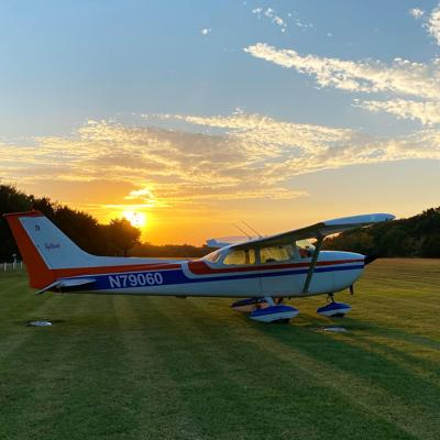 SIUE Alumnus takes to the sky in 2021 Air Race Classic