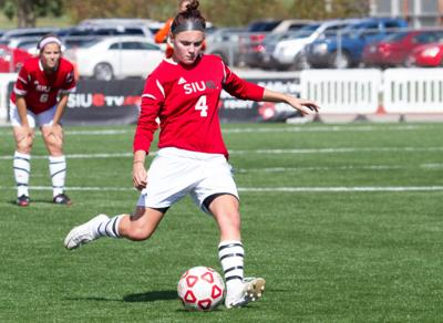 Women's soccer beats Racers, Governors