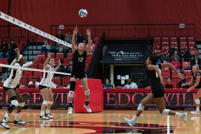 Volleyball kills two home games against Morehead State and Eastern Kentucky
