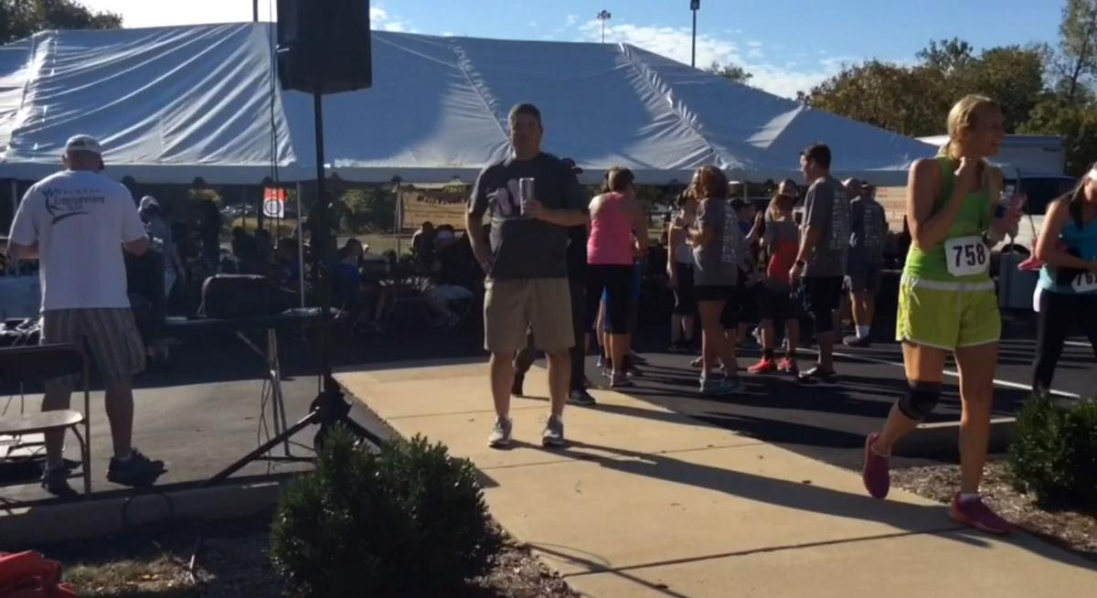 Photos from the Homecoming 5K