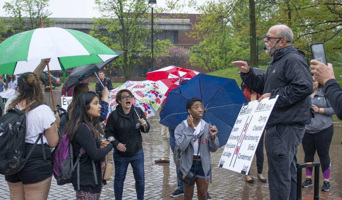 This week on campus: April 24
