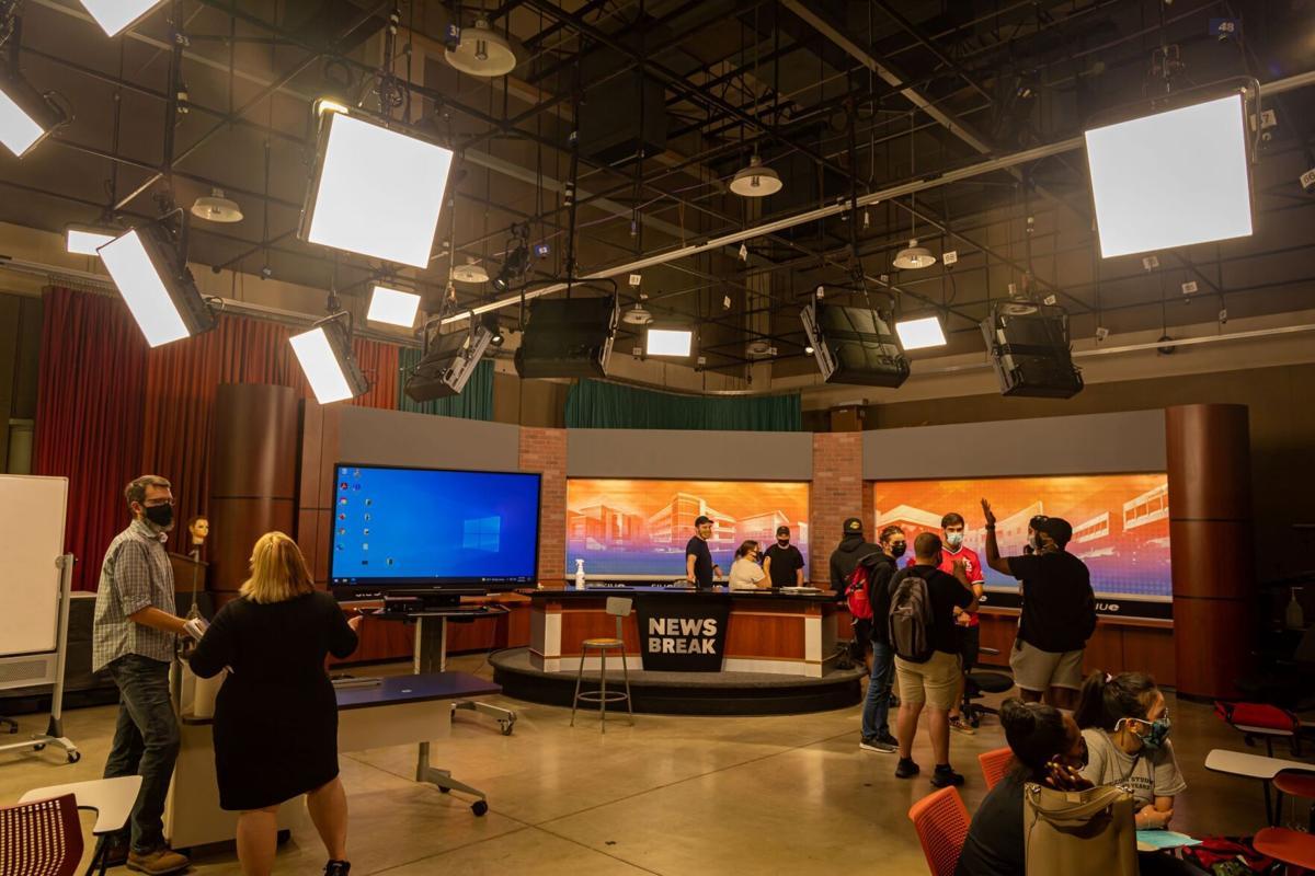 TV Studio Class