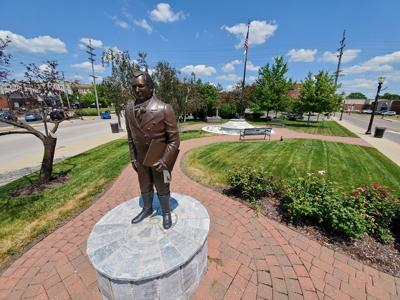 Public outcry for relocation of statue erupts, racist past cited